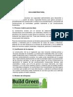 PLAN EMPRESARIAL Ecoconstructora