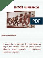 Conjunto s Numeric Os