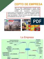 Concepto de Empresa 4