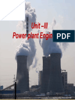 Unit III _ Power Plant