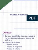 2.- Ejemplos de Pruebas de Software