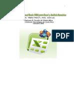 Programacion Visual Basic (Vba) Para Excel y Analisis Numerico(2)