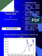 Teoria de Administracion Financiera