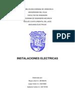 Trabajo de Maquinas Electricas