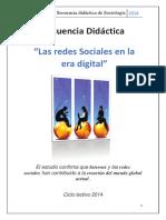 Jorgelina K. Secuencia Didáctica de Sociología