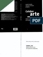 """Alonso, Rodrigo (2012), """"Nuevas Tendencias en El Audiovisual Interactivo. La Navegación Como Paradigma Narrativo"""", En Carlón, M. y Scolari, C. (Comps.), Colabor_arte, Buenos Aires, La Crujía"""