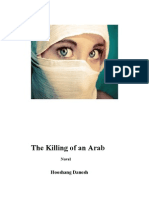 the Killing of an Arab- a Novel--First 4 Chapters- Hooshang Danesh