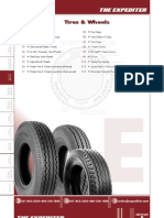 E - Tires and Wheels