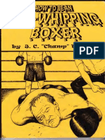 HowToBeAnAss WhippingBoxer Text