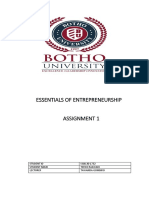 ESSENTIALS OF ENTREPRENEURSHIP.docx