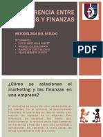 Diferencia Entre Marketing y Finanzas