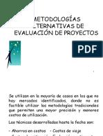 sesión 9 metodologías alternativas