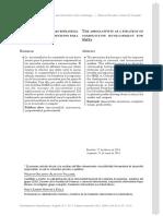 La Asociatividad Como Estrategía de Desarrollo Competitivo Para Las PYMES