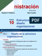 Estructura y diseño organizacional(1).pptx