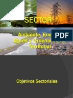 Sector Ambiente
