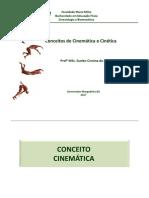 cinética_cinemática_Bacharel