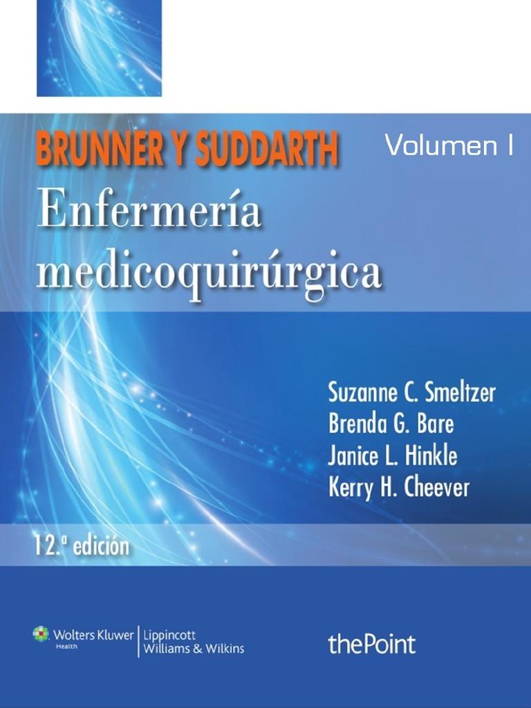descargar enfermeria medico quirurgica brunner 12 edicion pdf gratis