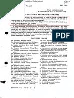 1945-11-13 GO-103 728TH ROB Detachment Northern France Campaign Award