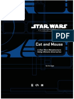 D20 - Star Wars - Adventure - Cat and Mouse