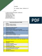 Secciones de Las NIIF Para Pymes y Referencias Cruzadas
