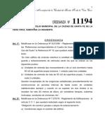 ORDE_11194 Usos Del Suelo Cocheras