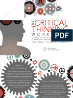Critical Thinking Workbook