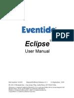 Eclipse User