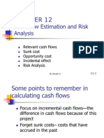 CHAPTER+12+Cash+Flow+Estimation