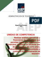 Administración Tesoreria PEV 2015