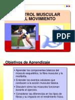 Fisiología musculo