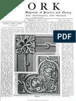 Work Magazine 010 1889