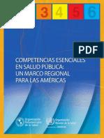 Competencias-Salud Pública Américas Final