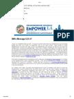 EmpowerLA Newsletter 8-25-17
