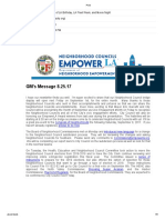 EmpowerLA Newsletter 8-25-17