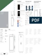 Dell Venue 8 Pro Quick Start Guide