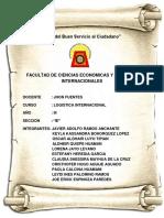 Tlc de Peru Con Los Paises Sudamericanos 1