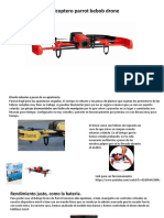 drones para tomas fotográficas