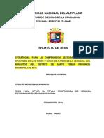 Proyecto UNA PUNO