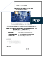 CHARLA EDUCATIVA Paciente Preoperatorio (1)