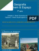 Brasil Economia e Sociedade