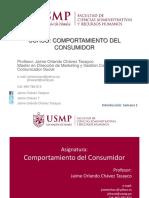 Comportamiento Del Consumidor Usmp 2014 Semana 02 Sesion 2