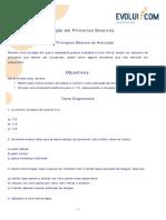 Aula1 - Princípios Básicos de Actuação