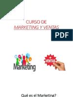 Conquito Curso de Marketing y Ventas - Participantes