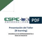 1. Presentacion.cursoB-Learning.desarrollo de Emprendimientos