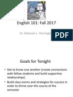 English 101 Day1 17
