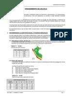 9. Parametros Sismicos, Analisis Sismico Estatico