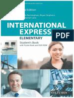 International Express Elementary 3ed SB