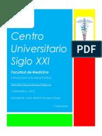 Centro Universitario Siglo XXI
