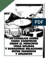 20 Consejos Relacion Padrino Ahijado