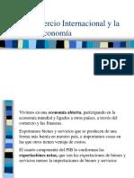 El Comercio Internacional y La Macroeconomía